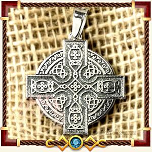 Кельтский крест в Волгограде