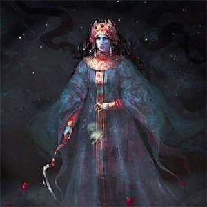 Славянская богиня Марена (Морена - Мара)